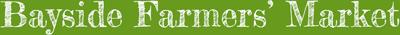 Bayside Farmers Market Logo